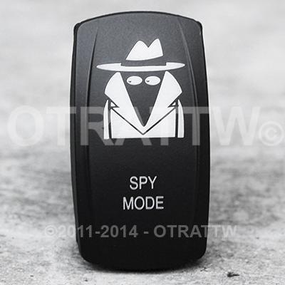 CONTURA V, SPY MODE, LOWER LED INDEPENDENT