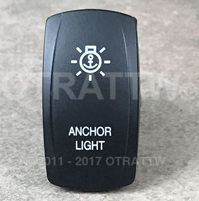 CONTURA V, ANCHOR LIGHT, UPPER LED INDEPENDENT