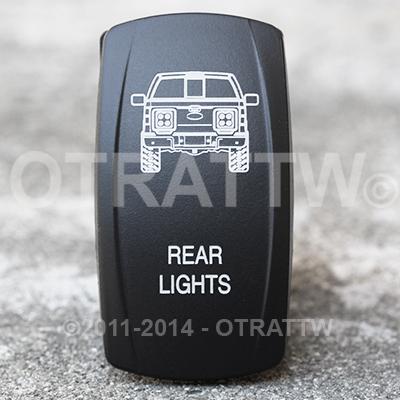 CONTURA V, FORD F-150 REAR LIGHTS, UPPER LED INDEPENDENT