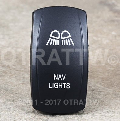 CONTURA V, NAV LIGHTS, UPPER DEPENDENT LED ONLY