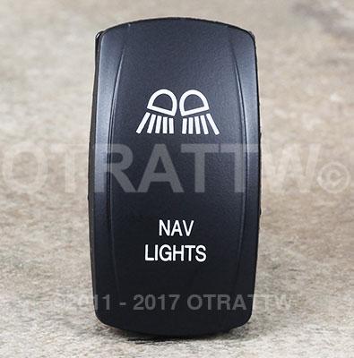 CONTURA V, NAV LIGHTS, LOWER LED INDEPENDENT