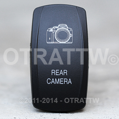 CONTURA V, REAR CAMERA, UPPER DEPENDENT LED ONLY