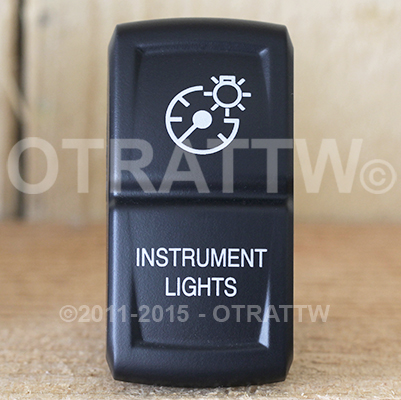 CONTURA XIV, INSTRUMENT LIGHTS, UPPER DEPENDENT LED ONLY