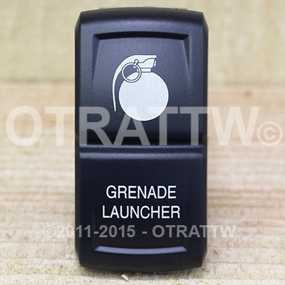 CONTURA XIV, GRENADE LAUNCHER, UPPER DEPENDENT LED ONLY