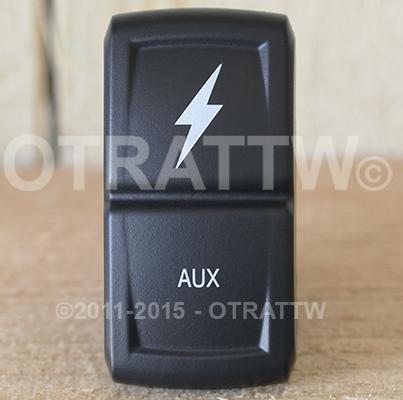 CONTURA XIV, AUX POWER, ROCKER ONLY