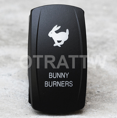 CONTURA V, BUNNY BURNERS, LOWER LED INDEPENDENT