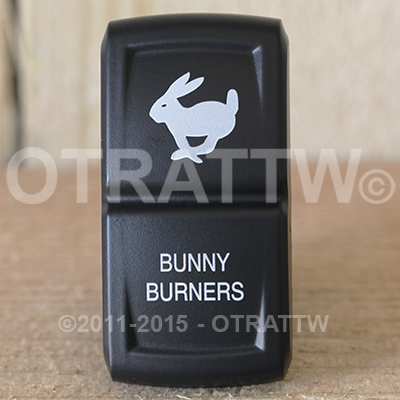 CONTURA XIV, BUNNY BURNERS, UPPER DEPENDENT LED ONLY