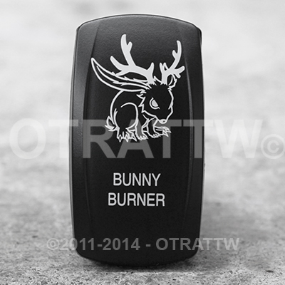 CONTURA V, BUNNY BURNER, UPPER DEPENDENT LED ONLY