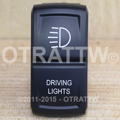 CONTURA XIV, DRIVING LIGHTS, LOWER LED INDEPENDENT