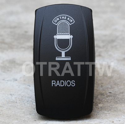 CONTURA V, RADIOS, LOWER LED INDEPENDENT