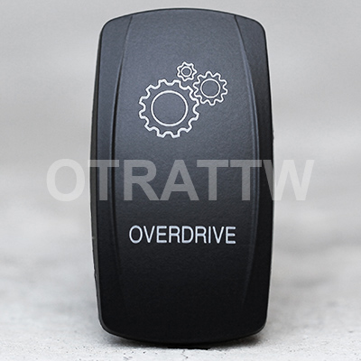 CONTURA V, OVERDRIVE, UPPER LED INDEPENDENT