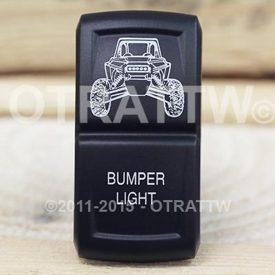 CONTURA XIV, RZR BUMPER LIGHT, UPPER LED INDEPENDENT