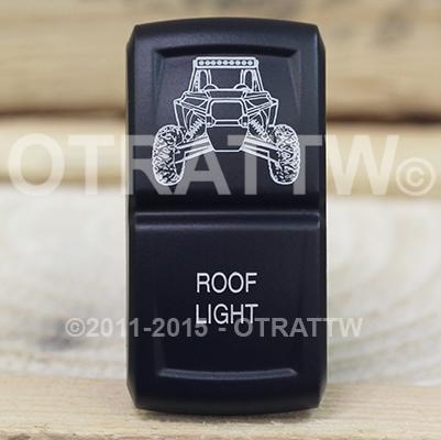 CONTURA XIV, RZR LED LIGHT BAR, UPPER LED INDEPENDENT