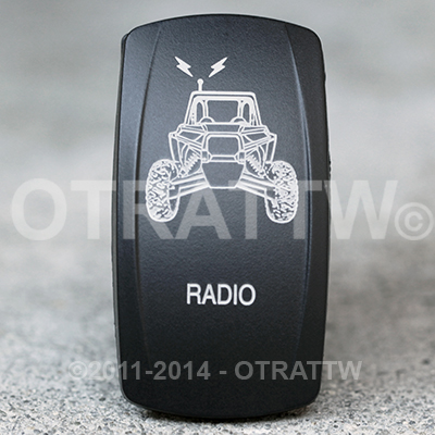 CONTURA V, RZR RADIO, UPPER LED INDEPENDENT