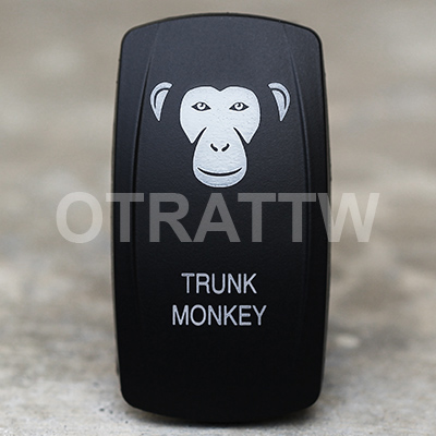 CONTURA V, TRUNK MONKEY, LOWER LED INDEPENDENT