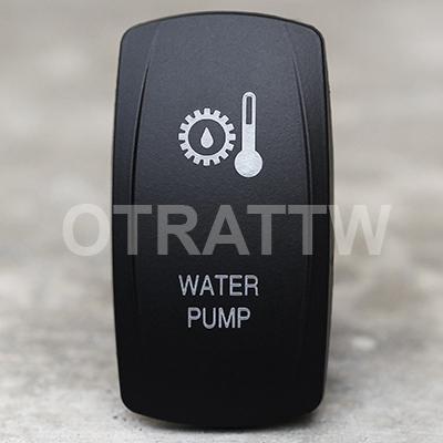 CONTURA V, WATER PUMP, UPPER DEPENDENT LED ONLY