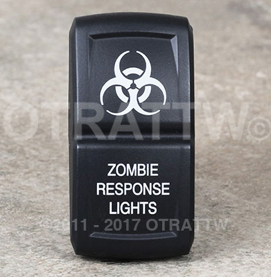 CONTURA XIV, ZOMBIE RESPONSE LIGHTS, LOWER LED INDEPENDENT
