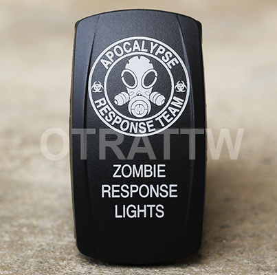CONTURA V, ZOMBIE RESPONSE LIGHTS, LOWER LED INDEPENDENT