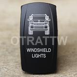 CONTURA V, JEEP GRAND CHEROKEE WINDSHIELD LIGHTS, ROCKER ONLY