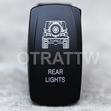 CONTURA V, JEEP JK REAR LIGHTS, ROCKER ONLY