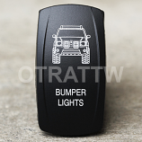 CONTURA V, XTERRA BUMPER LIGHTS, LOWER LED INDEPENDENT