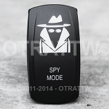 CONTURA V, SPY MODE, UPPER DEPENDENT LED ONLY