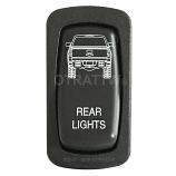 L-SERIES, REAR LIGHTS,  UPPER LED INDEPENDENT