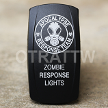 CONTURA V, ZOMBIE RESPONSE LIGHTS, ROCKER ONLY