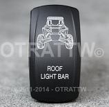 CONTURA V, RZR ROOF LIGHT BAR, ROCKER ONLY