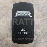 CONTURA V, LED LIGHT BAR, ROCKER ONLY