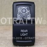CONTURA XIV, JEEP JK REAR LIGHT, ROCKER ONLY
