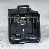 HELLA, 12V SPDT RELAY, WEATHERPROOF WITH BRACKET, 20/40A