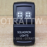 CONTURA XIV, SQUADRON LED LIGHTS, ROCKER ONLY