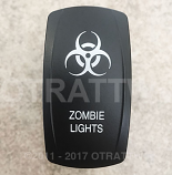 CONTURA V, ZOMBIE LIGHTS, LOWER LED INDEPENDENT