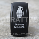 CONTURA V, GRENADE LAUNCHER, UPPER DEPENDENT LED ONLY