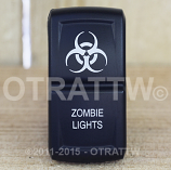 CONTURA XIV, ZOMBIE LIGHTS, UPPER DEPENDENT LED ONLY