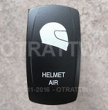 CONTURA V, HELMET AIR, ROCKER ONLY