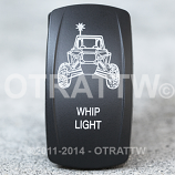 CONTURA V, RZR WHIP LIGHT, UPPER DEPENDENT LED ONLY