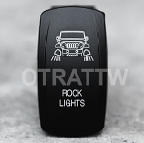 CONTURA V, JEEP JK ROCK LIGHTS, UPPER LED INDEPENDENT