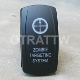 CONTURA V, ZOMBIE TARGETING SYSTEM, UPPER DEPENDENT LED ONLY