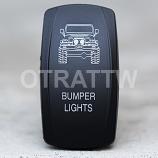 CONTURA V, JEEP TJ BUMPER LIGHTS, UPPER DEPENDENT LED ONLY
