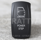 CONTURA V, JEEP JK POWER STEPS, LOWER LED INDEPENDENT