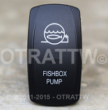 CONTURA V, FISHBOX PUMP, UPPER DEPENDENT LED ONLY
