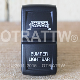 CONTURA XIV, LED BUMPER LIGHT BAR, UPPER DEPENDENT LED ONLY