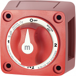 Blue Sea m-Series Mini Battery Selector Switch