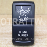 CONTURA XIV, BUNNY BURNERS, ROCKER ONLY