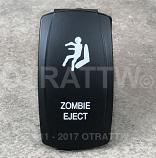CONTURA V, ZOMBIE EJECT, ROCKER ONLY