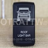 CONTURA XIV, JEEP GRAND CHEROKEE ROOF LIGHT BAR, ROCKER ONLY