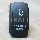 CONTURA V, WINDSHIELD LIGHTS, UPPER DEPENDENT LED ONLY