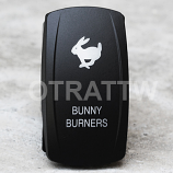 CONTURA V, BUNNY BURNERS, UPPER DEPENDENT LED ONLY